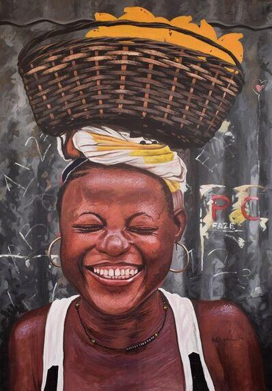 Kwesi Botchway, 'Blissful', 2019