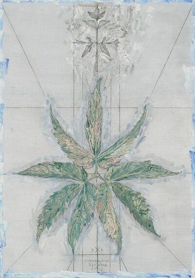 Constantin Flondor, 'Vegetal Geometry 3x3', 2006