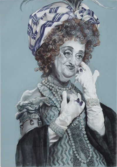 Rachel Feinstein, 'Eileen (gloves)', 2005