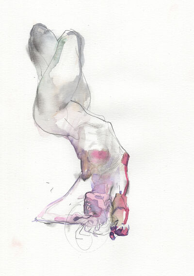 Eliza Ivanova, 'Watercolor Gesture 03', 2018