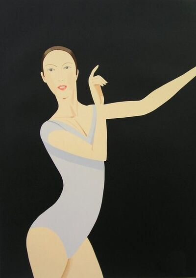 Alex Katz, 'Sarah (bathing suit)', 2011