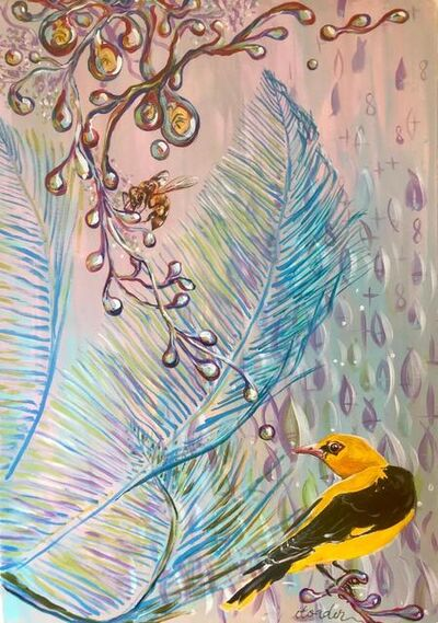 Iulia Toader, 'Old World Orioles nr.2', 2020