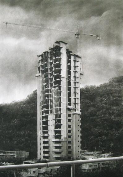 Ivan Rickenmann, 'Construction Tower', 2012