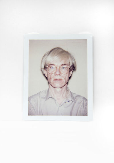 Andy Warhol, 'Self-Portrait', ca. 1980