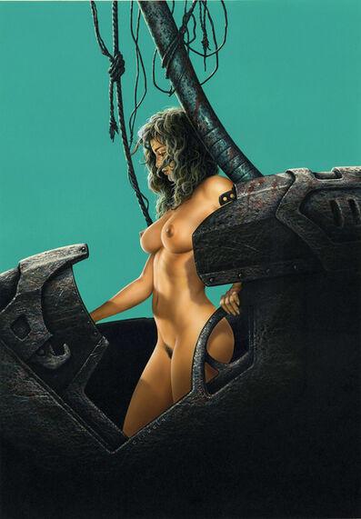 Ciruelo Cabral, 'Survivor Woman', 1992