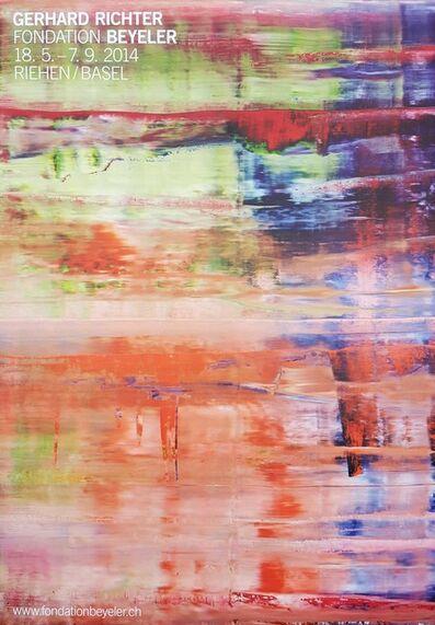 Gerhard Richter, 'Fondation Beyeler (Bach 3)', 2014
