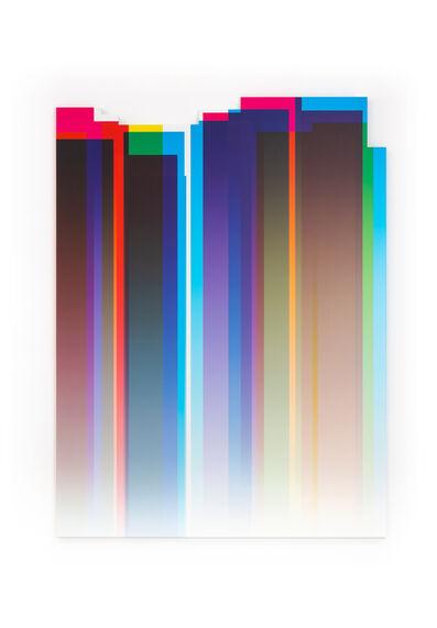 Felipe Pantone, 'Subtractive Variability MSS ', 2019