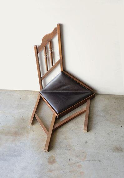 Koji Takei, 'Folding Chair', 2015