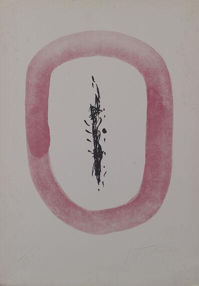 Lucio Fontana, 'Senza Titolo'
