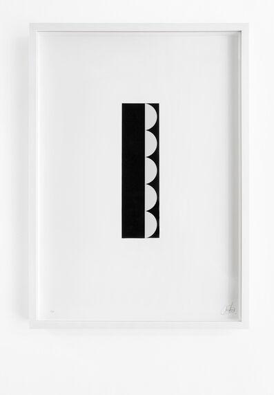 Cedric Christie, 'White', 2015