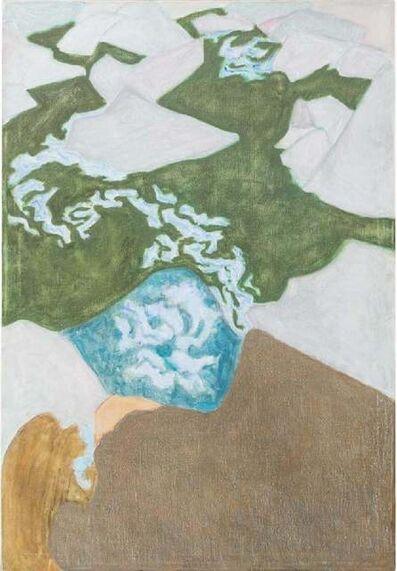 Sally Michel, 'Rushing Brook #2', 1980
