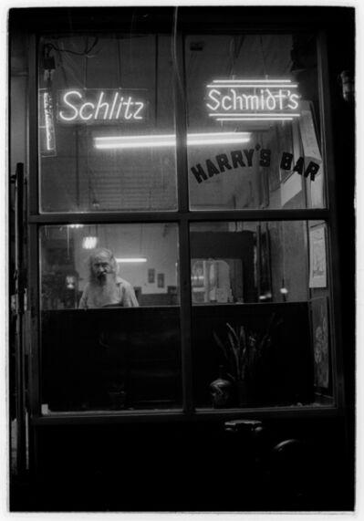 Masao Gozu, 'Harry's Bar #1, 9pm July', 1976