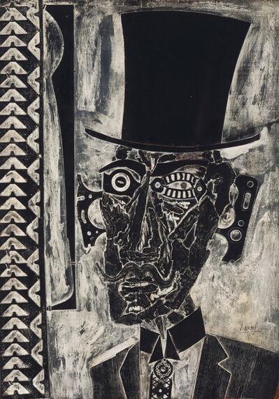 Antonio Berni, 'El conde, amigo de Ramona', 1964