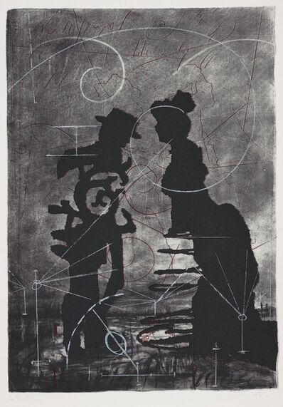 William Kentridge, 'Studio Portrait', 2004