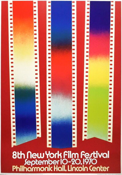 James Rosenquist, 'Short cuts - 8th New York Film Festival', 1970