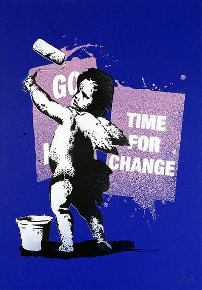 Eelus, ''Cheeky Cherub (Time for Change)'', 2019