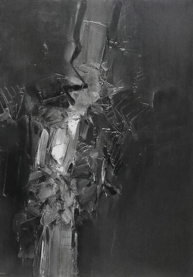 André Marfaing, 'Abstract', 1960