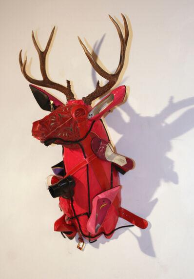 Ken Little, 'Big Red Buck', 2007