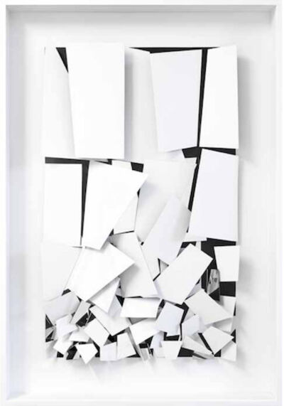 Christian Megert, 'Ohne Titel', 2017