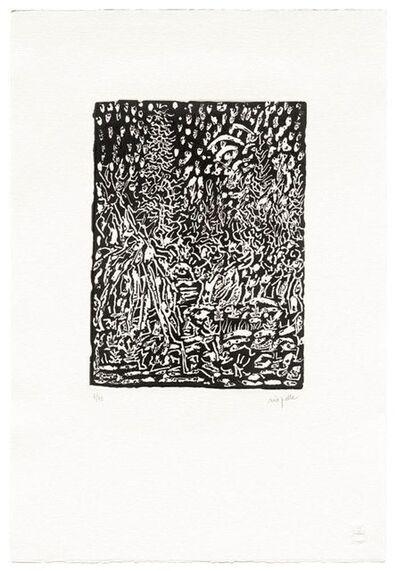 Jean-Paul Riopelle, 'Un Promeneur (3)', 1988-1990