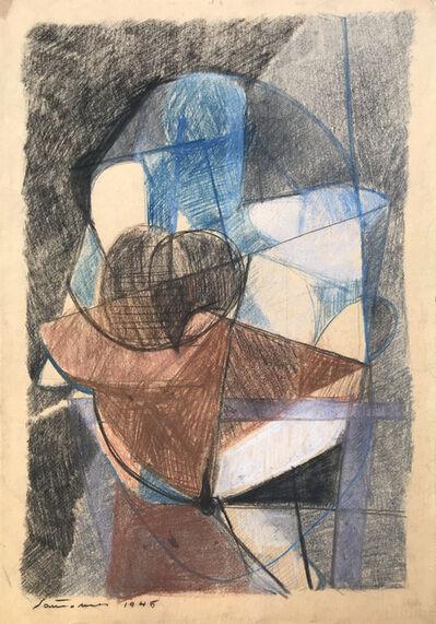 Giuseppe Santomaso, 'Untitled', 1946