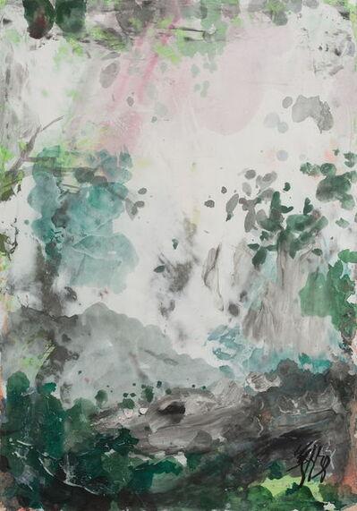 Yan Shanchun, 'Album · Jin Sha Gang #3 册页·金沙港之三', 2013