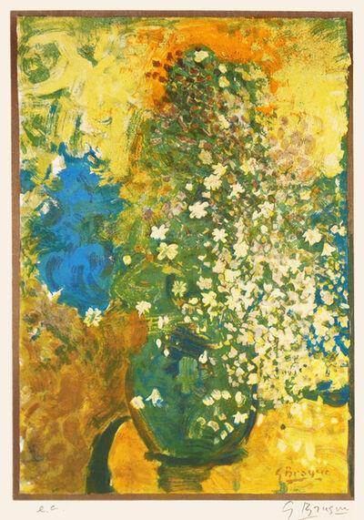 Georges Braque, 'Bouquet Jaune (Yellow Bouquet)', ca. 1950