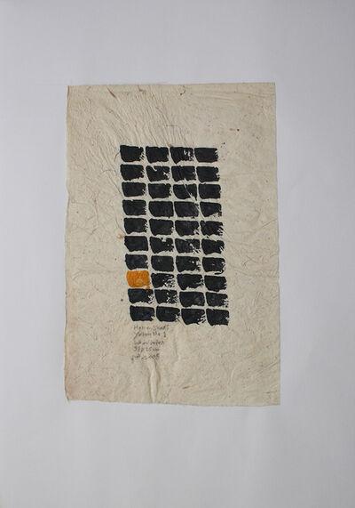 Hassan Sharif, 'Yellow no.1', 2008