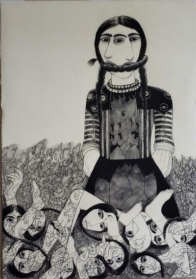 Samira Abbassy, 'Self Censorship', 2020