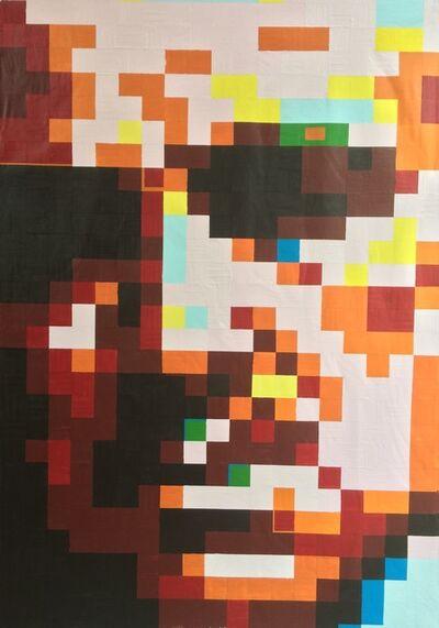 Jan De Schutter, 'PixelPainting #16', 2019