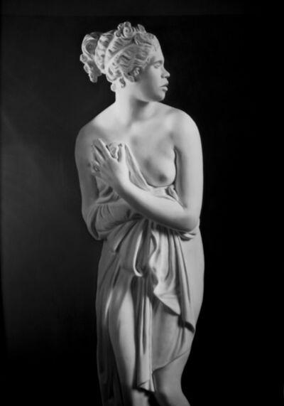 Mateo Maté, 'Venus de Canova (black woman)', 2018