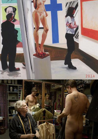 Bonnie Lautenberg, '2014 - Birdman / Eric Fischl Art Fair: Booth #27 Ridiculous Sublime', 2018