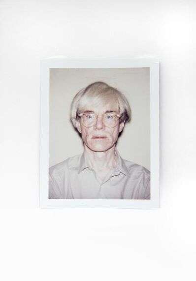 Andy Warhol, 'Self-Portrait', 1980