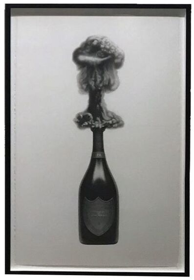 Eugenio Merino, 'Celebrating Destruction - Dom Perignon', 2015
