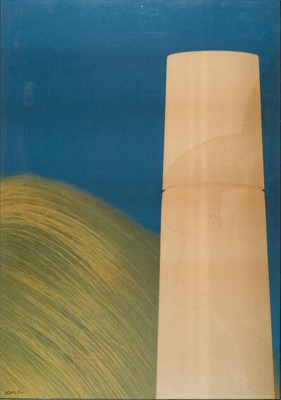 Mimmo Rotella, 'La qué', 1973
