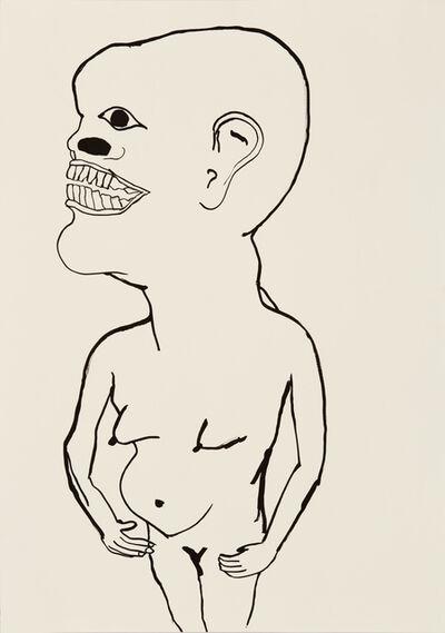 Moshekwa Langa, 'Night Life I,', 2002