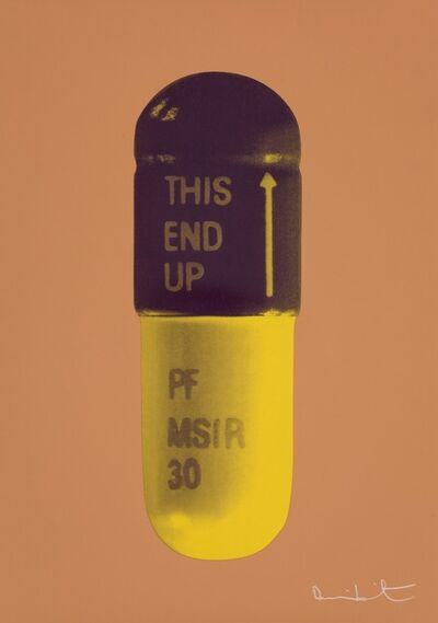 Damien Hirst, 'The Cure - Caramel/Grape/Mustard', 2014