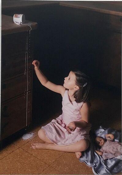 Margot Quan Knight, 'Split milk', 2006