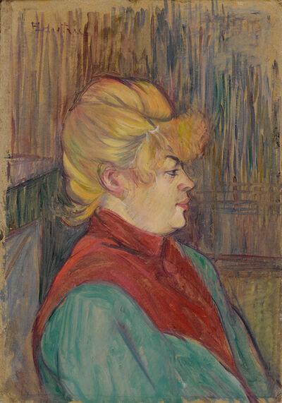Henri de Toulouse-Lautrec, 'Femme de Maison', 1894