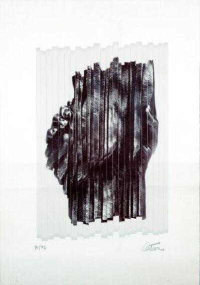 César Baldaccini, 'Pliage'