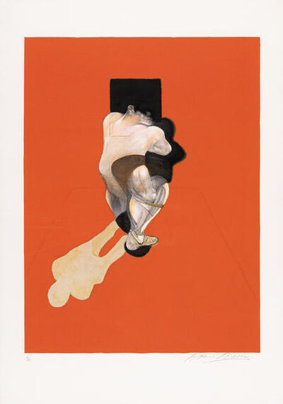 Francis Bacon, 'Triptych 1983 Center', 1983