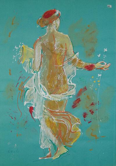 Dario Fo, 'Primavera. Alla mia dolce Franca', 1994