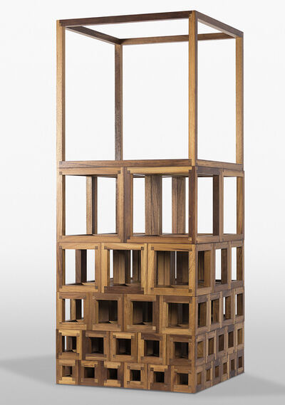 Mike Berg, 'Cube Pyramid', 2016