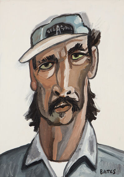 David Bates, 'Offshore Worker,', 2014