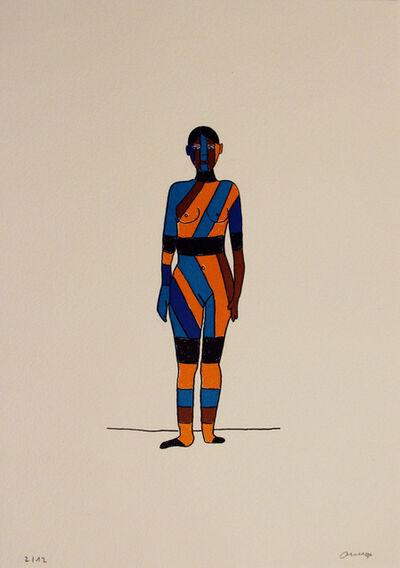 Olaf Breuning, 'Sol', 2011