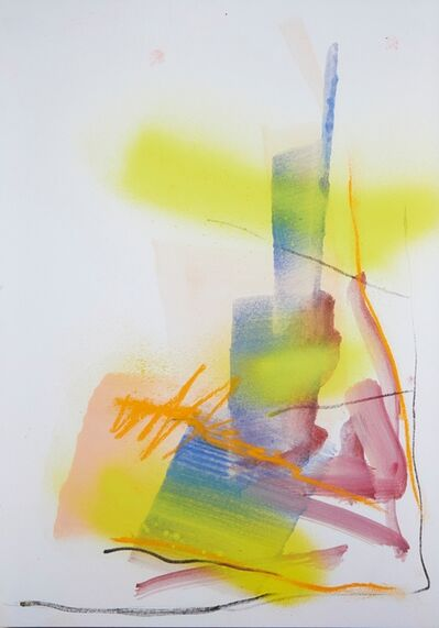 Julia Avramidis, 'OT/Lichtraum', 2021