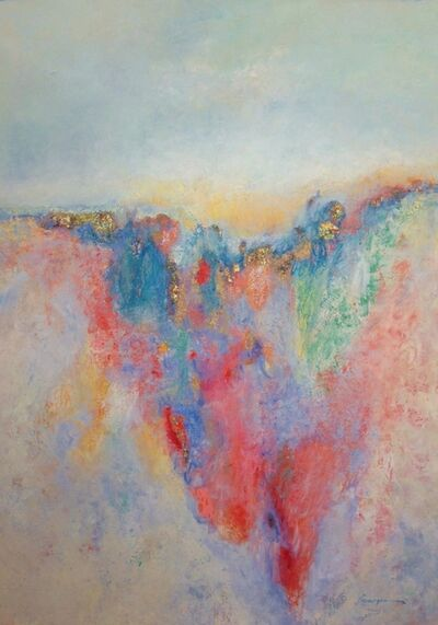Georgeana Ireland, 'Rain'