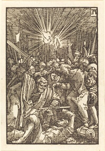 Albrecht Altdorfer, 'The Betrayal of Christ', ca. 1513