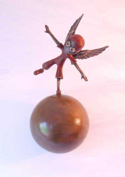 Ian Pollock, 'I Wish That I Could Fly'