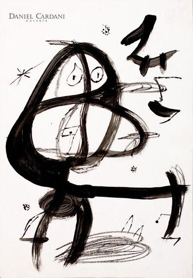 Joan Miró, 'Cap i cua', 1979